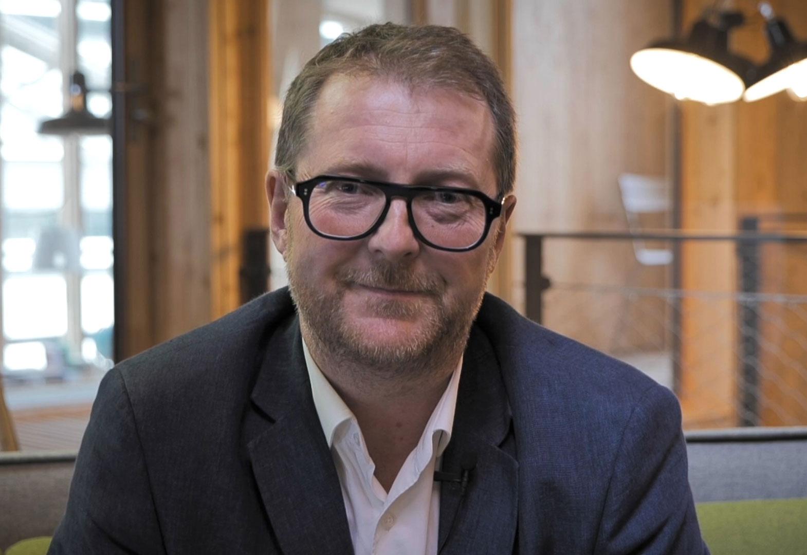 David Lachaud, Directeur Général Adjoint