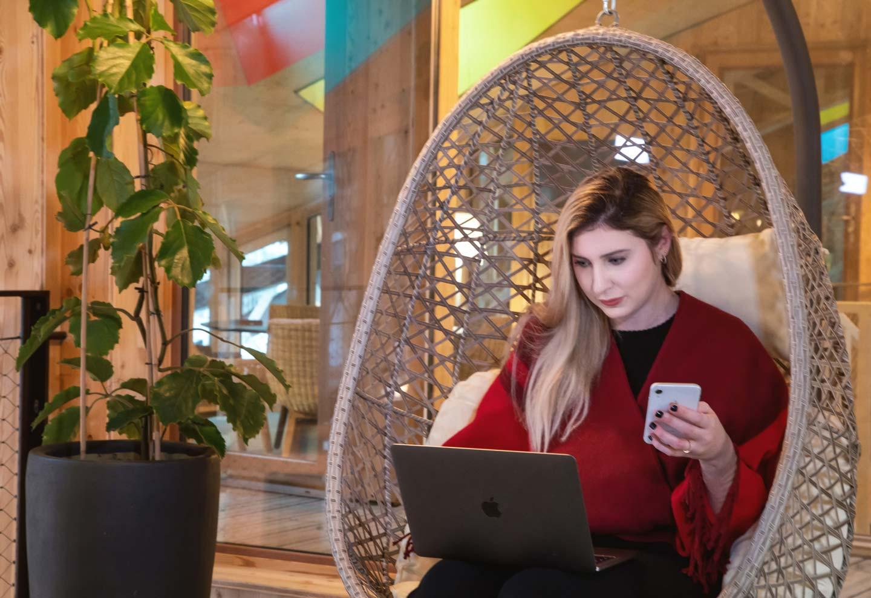Mélina Noguero, Social Média Manager